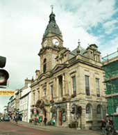 kendal town hall photo